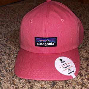 Patagonia P-6 Label Adjustable Trad Cap
